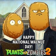 PvZ2 National Walnut Day