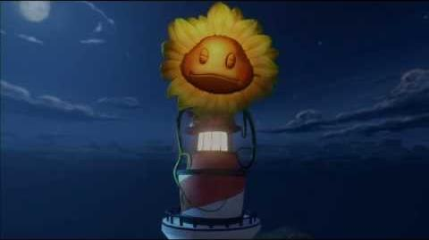 PvZ Garden Warfare Mega Flower Gets Destroyed
