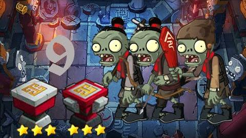 PvZ Online - Adventure Mode - Chessboard Miju 9