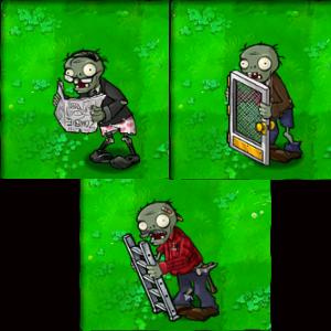 Sield Zombies