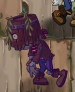 Poisoned Barrelhead Zombie