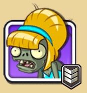 Bikini Zombie's Level 3 icon
