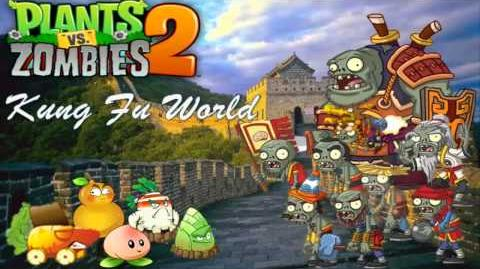 Plants Vs Zombies 2 Music - Kung-Fu World Theme ☿ HD ☿-0
