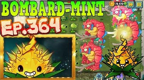 Plants vs. Zombies 2 - BOMBARD-MINT - Quest, Max level Quest (Ep.364)