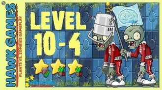 V1.0.81 Plants vs. Zombies All Stars - Far Future Level 10-4