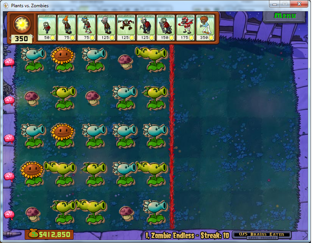 File:I,Zombie Layout Peashooters.png