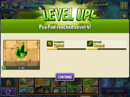PeaPod Level 4