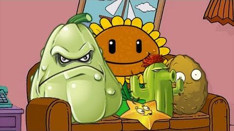 Plants vs. Zombies - The Simpsons