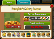 Pumpkin's Safety Season Prize Map