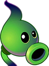 Shadow peashooter icon