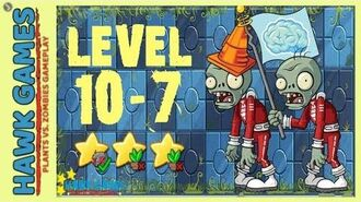 V1.0.81 Plants vs. Zombies All Stars - Far Future Level 10-7