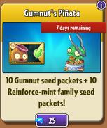Gumnut's Piñata in Store