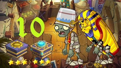 PvZ Online - Adventure Mode - Egyptian Market 10