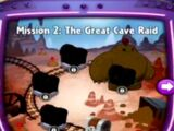 The Great Cave Raid
