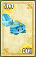 Winter Melon Costume Card