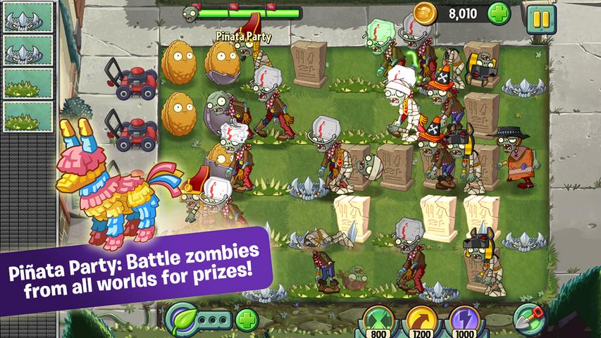 piñata party plants vs zombies wiki fandom powered by wikia