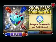 Snow Pea's Tournament (Updated)