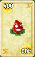 Strawburst Card