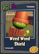 Wood Shield Weed GW2