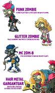 Neon Mixtape Tour Zombies