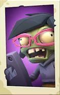 Cell Phone Zombie PvZ3 portrait
