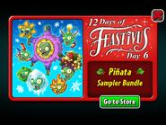 12 Days of Feastivus 2019 Day 6 Piñata Sampler Bundle