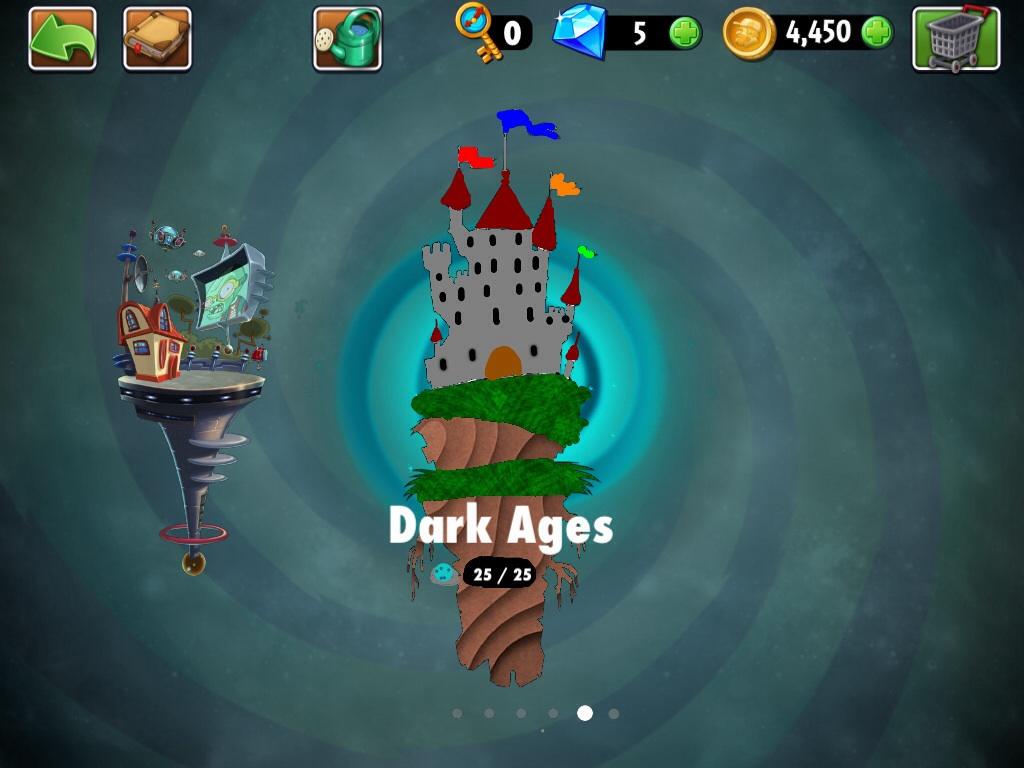 Image - Dark ages fake.jpg | Plants vs. Zombies Wiki | FANDOM ...