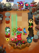 Plant Mission 20 Crisis Battle