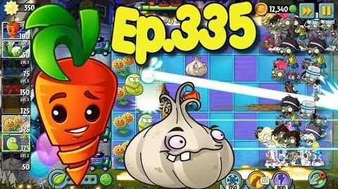 Plants vs. Zombies 2 Intensive Carrot, Garlic - Neon Mixtape Tour Day 28 (Ep