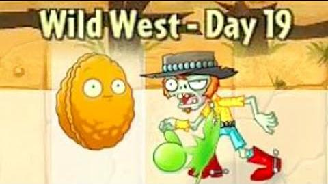 Wild West Day 19 - Plants vs Zombies 2