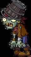 Buckethead Pirate