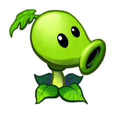 File:HD Peashooter (PvZH).png