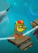 Boca de dragon en el nuevo mapa