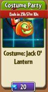 CostumePartyJackOLantern