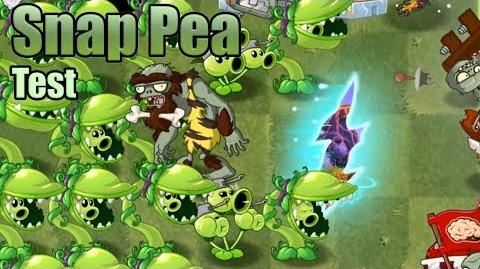 Plants vs. Zombies 2- SnapPea Unfinished Gameplay