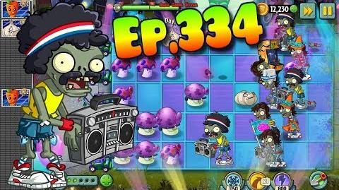 Plants vs. Zombies 2 New Boombox Zombie - Neon Mixtape Tour Day 27 (Ep