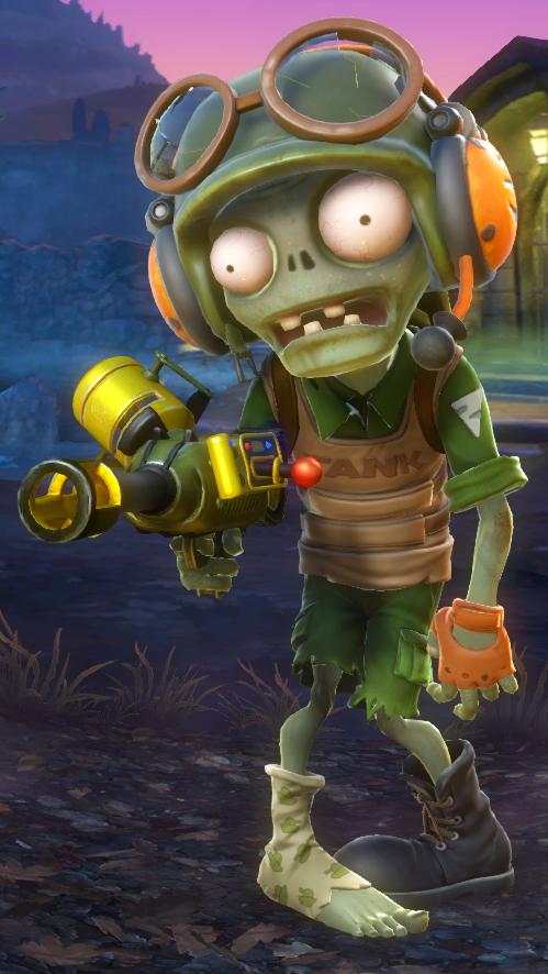 tanks vs zombies