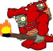 PVZ 2 Dragon Gargantuar HD