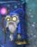 Shrunken Wizard Zombie