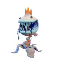 Abominable chomper