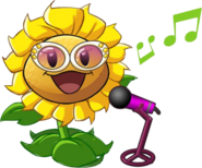Birthsunflower Singing