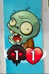 Deadly Amphibious Zombie