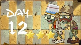 Android Plants vs. Zombies All Stars - Ancient Egypt Day 12