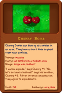 New Cherry bomb almanac