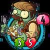 Overstuffed ZombieH