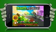 Plantsvs.ZombiesiPhoneScreenshot1
