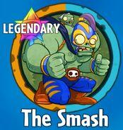 Receiving The Smash