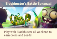Blockbuster's Battle Bonanza!