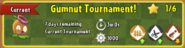 Gumnut's Sticky Season - Gumnut's Tournament