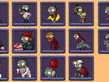 Equipo zombi de bobsled
